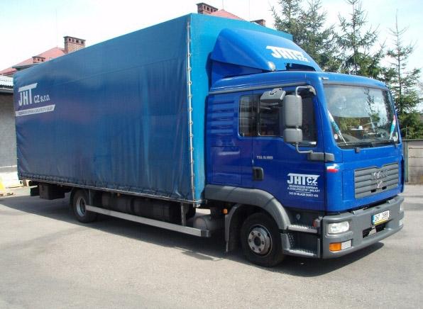 Vnitrostátní nákladní autodoprava JHT CZ s.r.o. JHT CZ s.r.o.Čes. mic.: 2Zahr. mic.: 0Topů: 10Brand.: 0Kreditů: 4