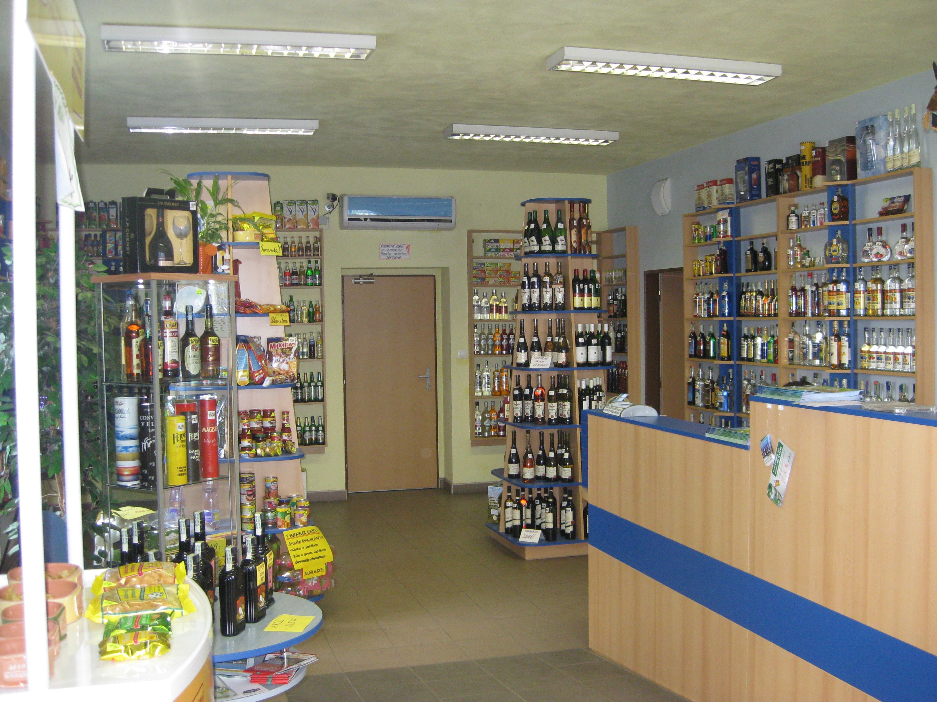 Velkoobchod velkosklad pivo nápoje víno limonády alkohol Letohrad