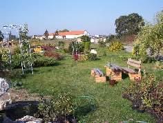 Zahradnictví prodej substrátů a postřiků