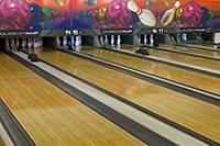 Bowlingové centrum turnaje škola bowlingu restaurace Pardubice