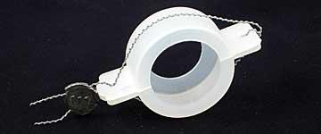 Výroba lisování plastů lisovací formy pouzdra na vodoměry Broumov