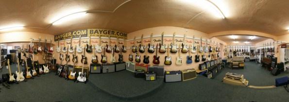 Prodej hudební nástroje, kytary, e-shop Ostrava