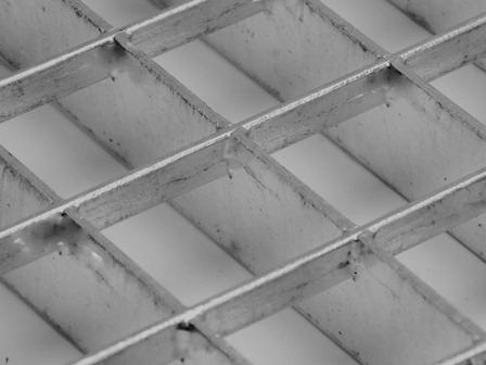 Ocelové regálové rošty