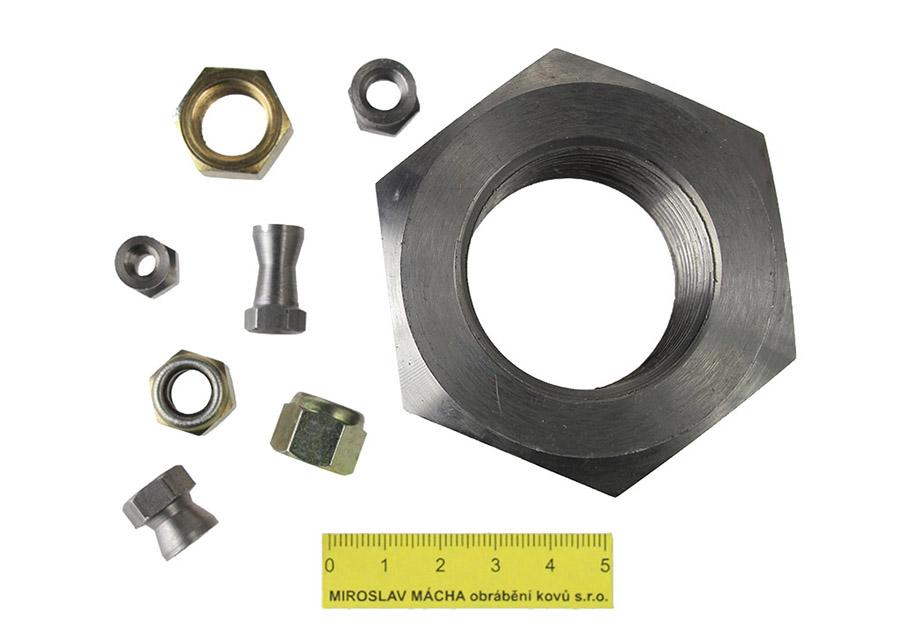 Přesné frézování dílů na CNC obráběcích strojích - kusová i sériová výroba