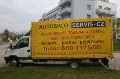 Výměna čelního skla - Autosklo servis CZ Praha 6