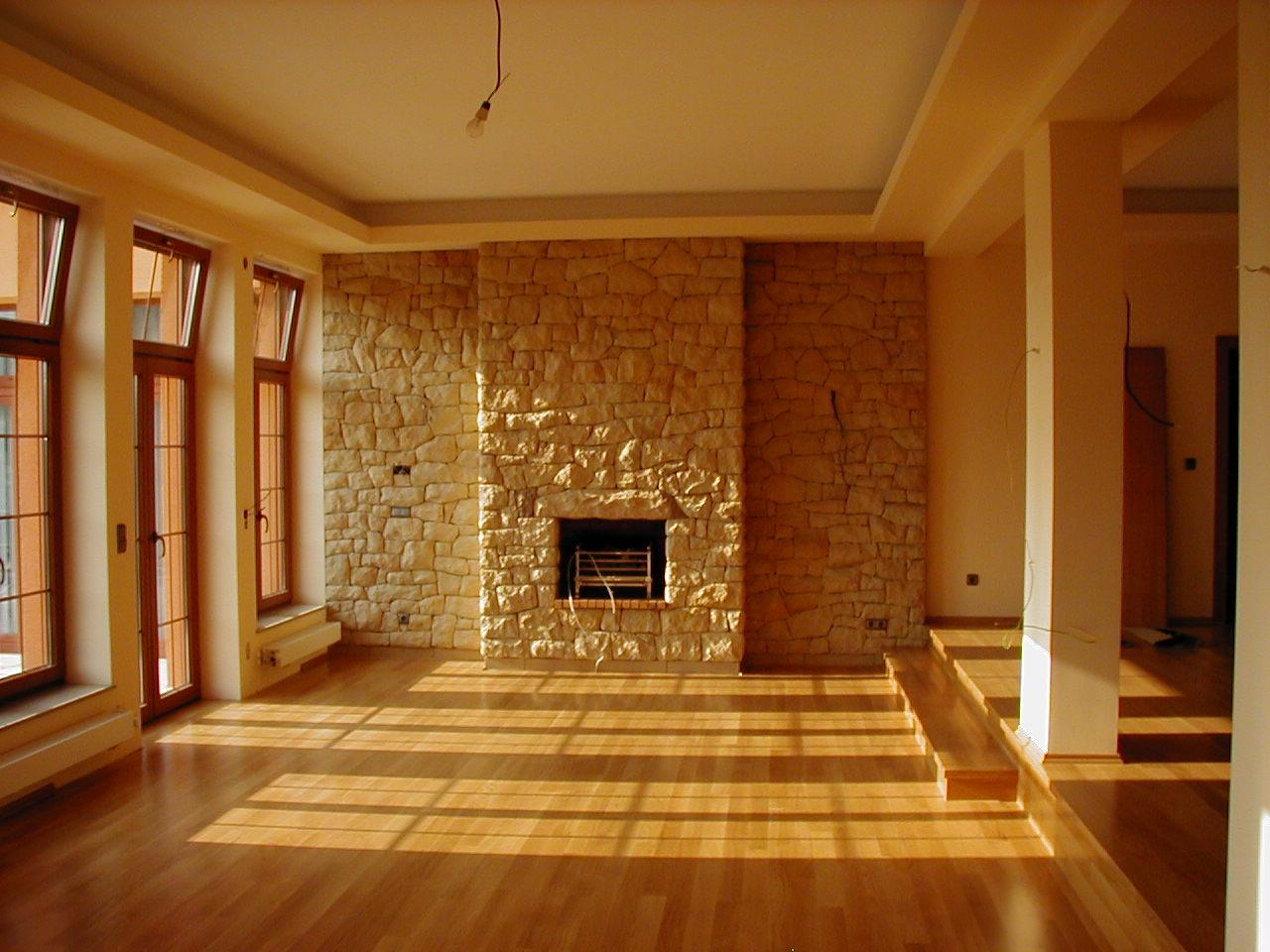 Luxusní bydlení - návrh a realizace