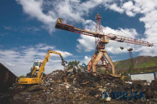 Kovošrot Bohumín - kompletní zpracování kovového odpadu