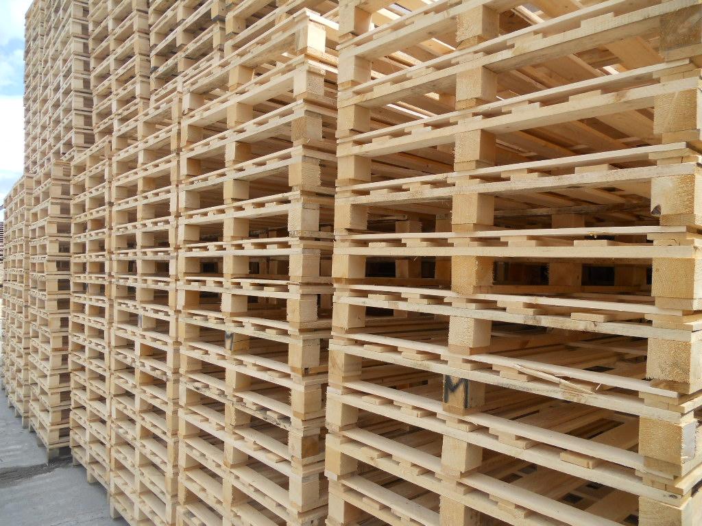výkupny dřevěných palet a europalet Přerov a Ostrava