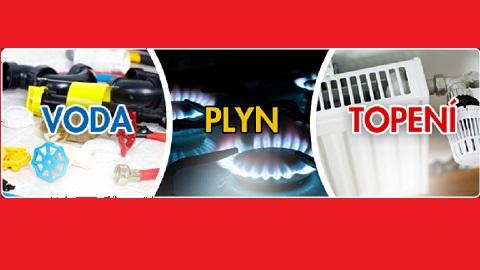 Vodoinstalační, plynařské a topenářské práce, tepelná čerpadla, solární systémy