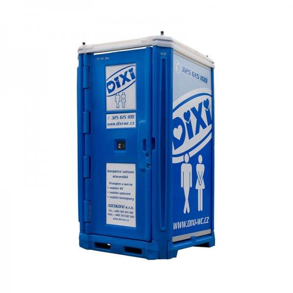 Mobilní WC toaleta DIXI PLUS