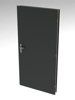 protipožární dveře Vipax - montáže Kroměříž