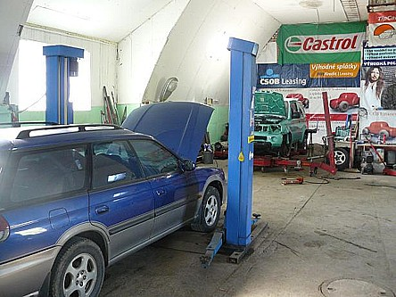 Autoservis, včetně likvidace pojistných událostí, komplexní opravy vozů, okres Ústí nad Orlicí