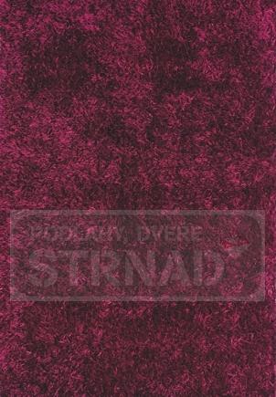 Kusový koberec shaggy s vysokým vlasem ve více rozměrech