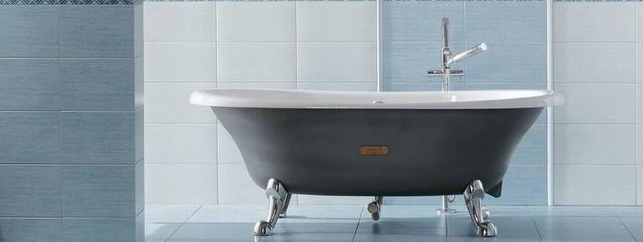 Koupelnové studio, široký výběr různých druhů sanitárního zařízení, obkladů a dlažby