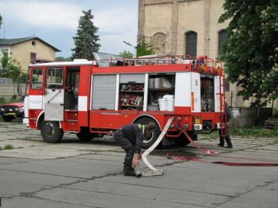 Požární ochrana - školení i zajištění požární techniky