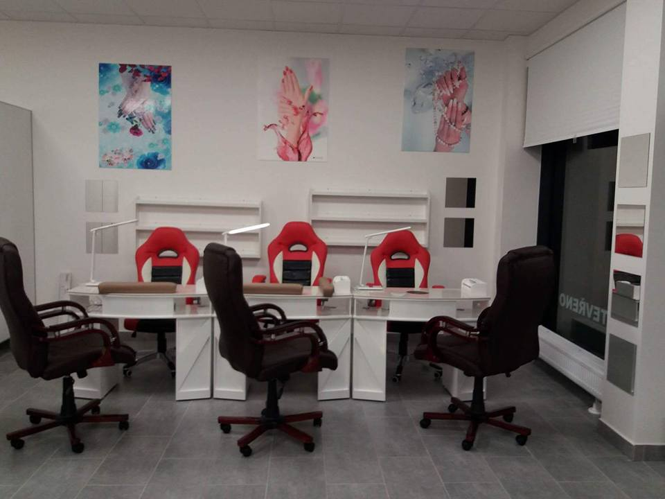 nehtové studio Otrokovice - slevy na služby