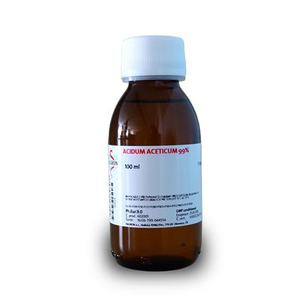 Farmaceutické suroviny - kyselina octová