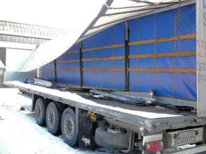Servis, oprava havarovaných nákladních automobilů Olomouc, Brno