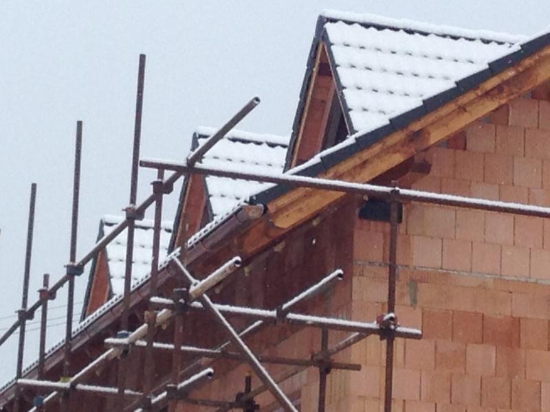 Rekonstrukce a nové šikmé a ploché střechy