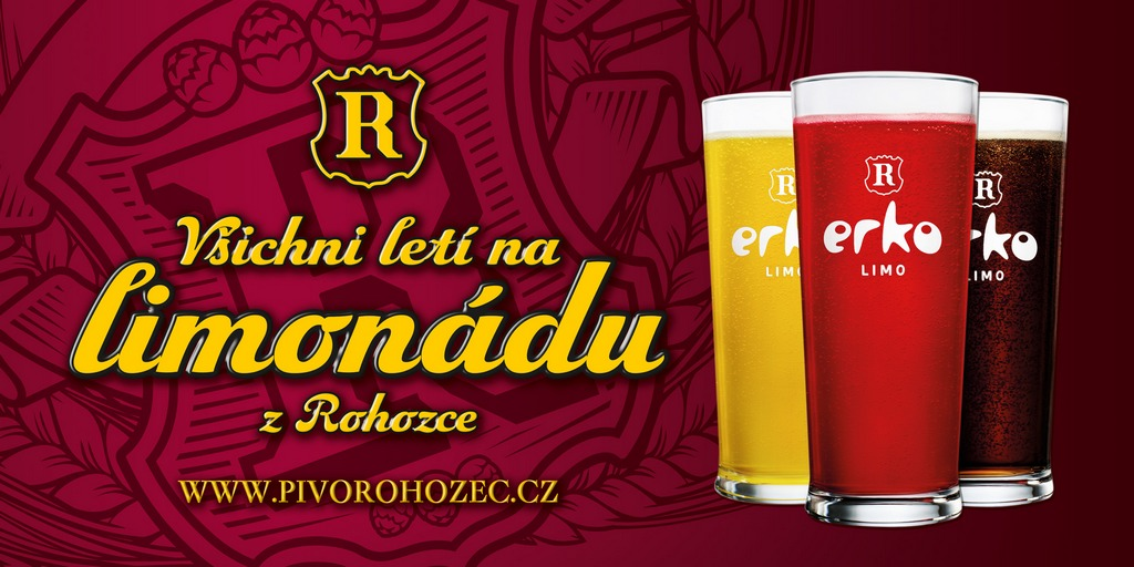 Production and selling of beer and soft drinks from the Pivovar Rohozec brewery, the Czech Republic