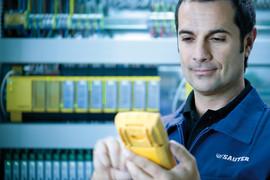 SAUTER ECO10 - plán k energeticky efektivnímu provozu budov