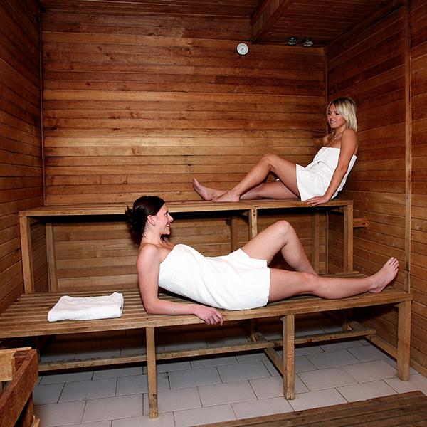 relaxační centrum, sauna v hotelu Fit Přerov