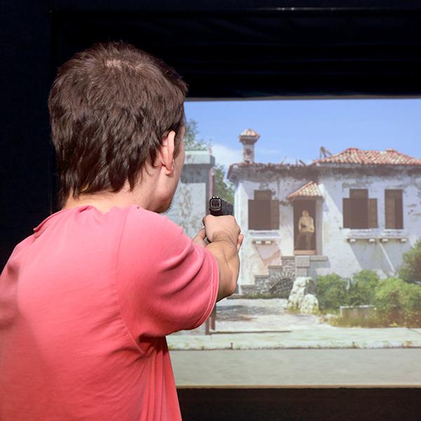 laserová střelnice v Hotelu Fit Přerov