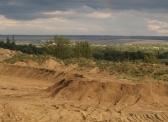 Ukládka výkopových ekologicky nezávadných zemin