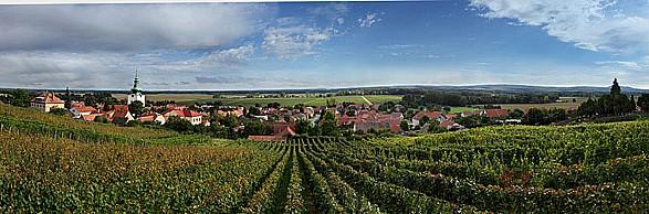 Vinařská oblast jižní Moravy, obec Přítluky,Novomlýnské nádrže