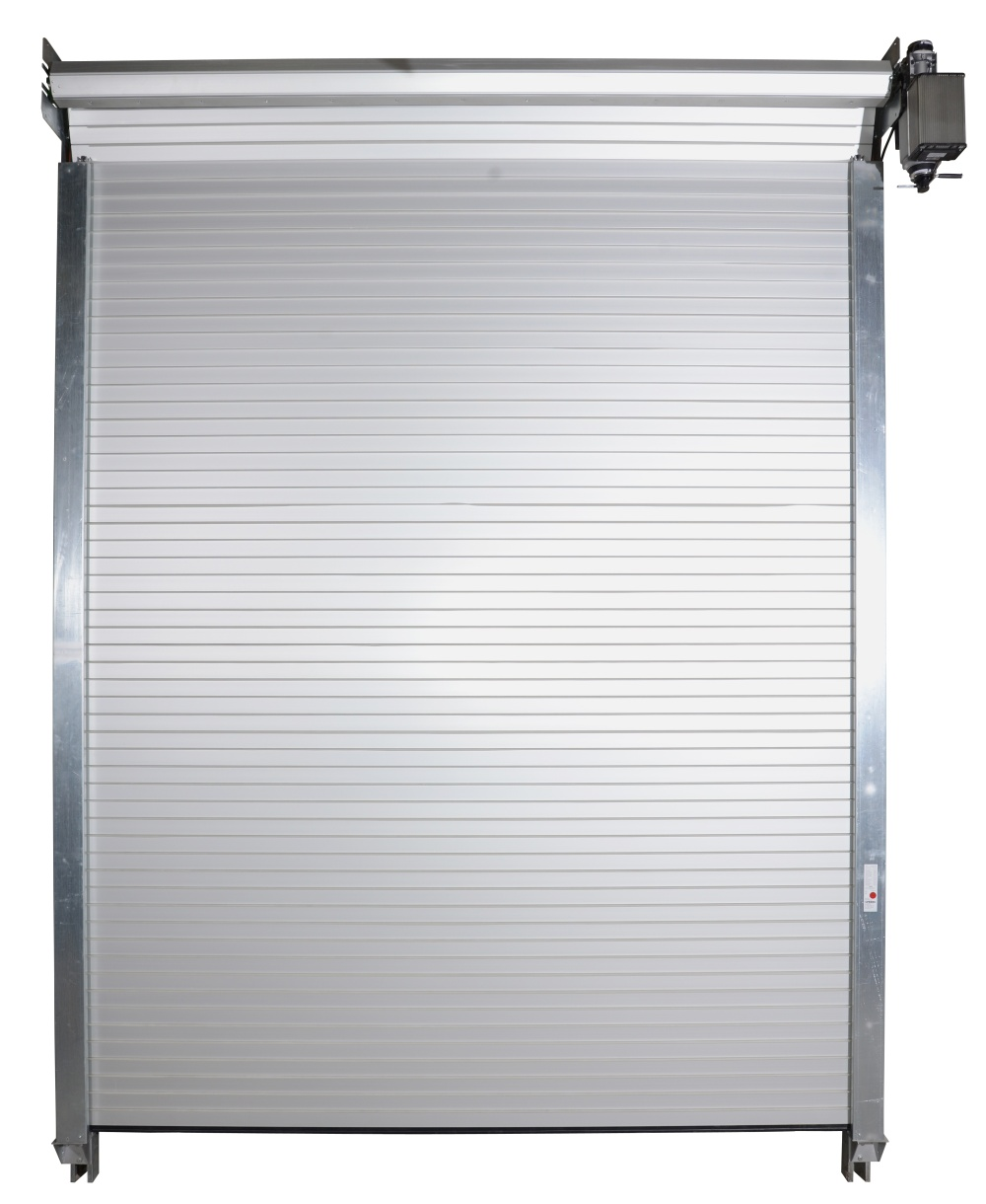 Rychloběžná lamelová vrata výroba a prodej Beroun – bezporuchová a s kvalitním pohonem