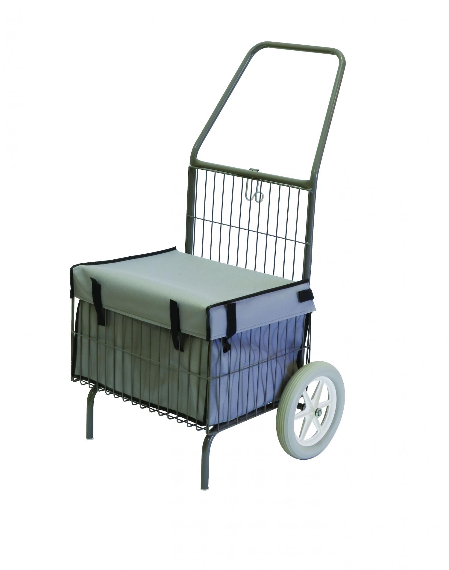 Výroba distribuční vozíků