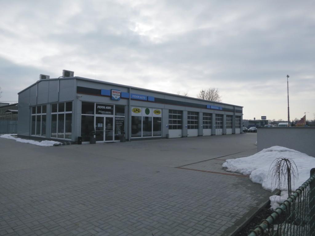 Průmyslové a jiné stavby na klíč Olomouc, Prostějov