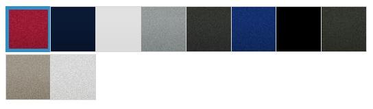 Barvy karoserie Ford Mondeo