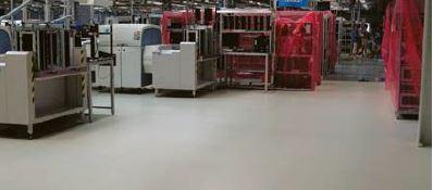 Podlaha po ošetření kvalitními čistícími prostředky