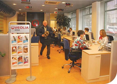 Výroba a distribuce pitné vody Středočeský kraj