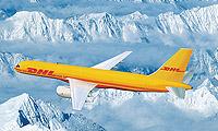 DHL je přední světová značka v logistice.