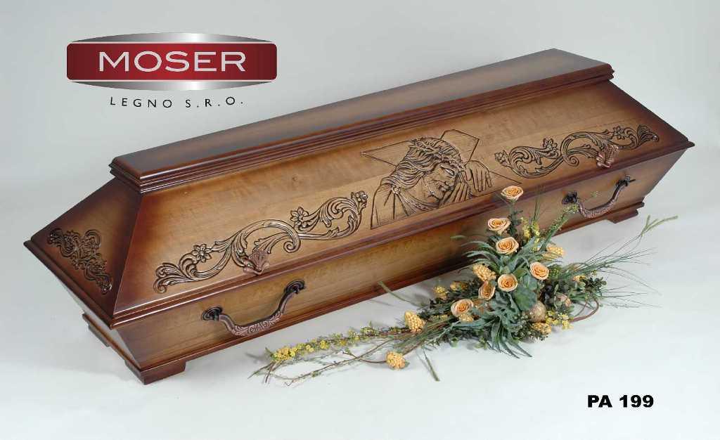 Dřevěné rakve k obřadu i do hrobu Opava