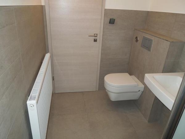 Návrhy koupelen, rekonstrukce Třebíč, Jaroměřice nad Rokytnou
