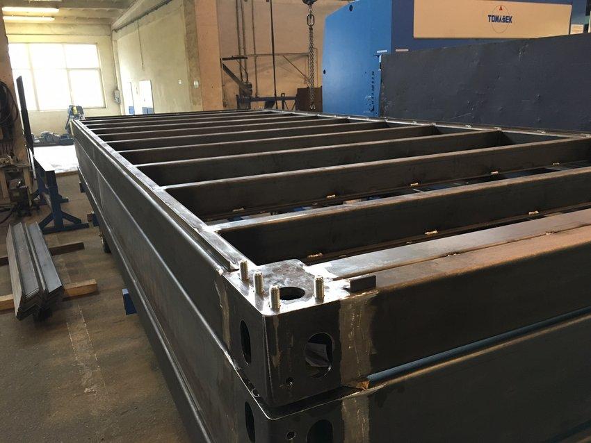 Výroba ocelových konstrukcí Javorník – pomocí nejmodernějších technologií