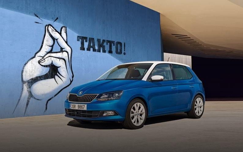 operativní leasing na nový vůz Škoda - Uherské Hradiště