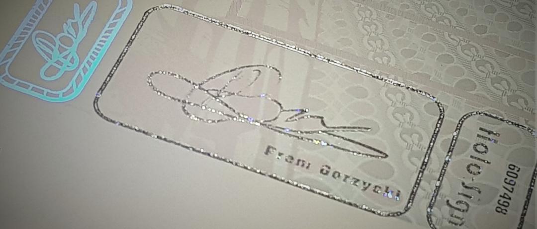 Ochrana proti padělání podpisu a spolehlivé prokázání jeho pravosti - Holo-Sign®