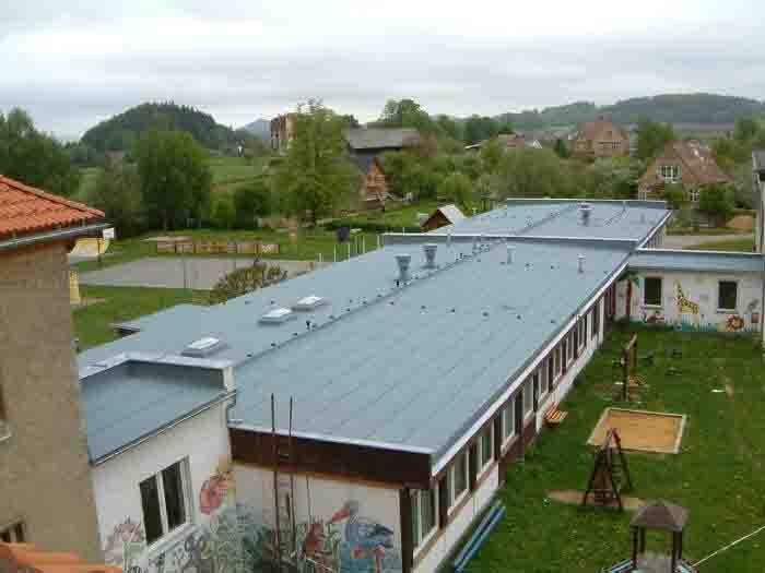 Rekonstrukce všech druhů střech Liberec