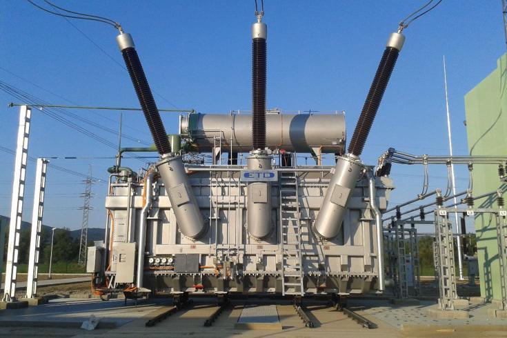 Výroba jednofázových či třífázových výkonových transformátorů autotransformátorů