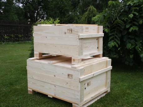 Dřevěné obaly a transportní bedny - vyrábíme a dodáváme kvalitní dřevěné přepravní obaly na míru