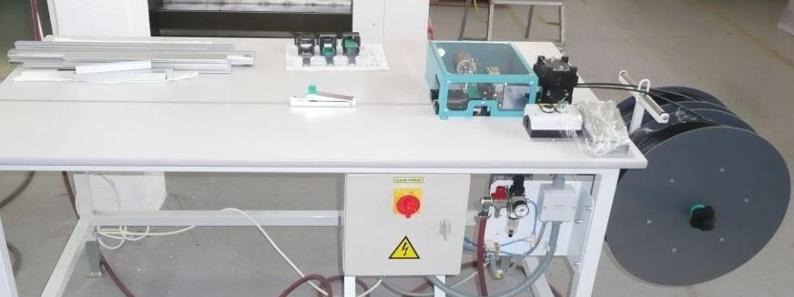 Jednoúčelové stroje pro automobilový průmysl - výroba
