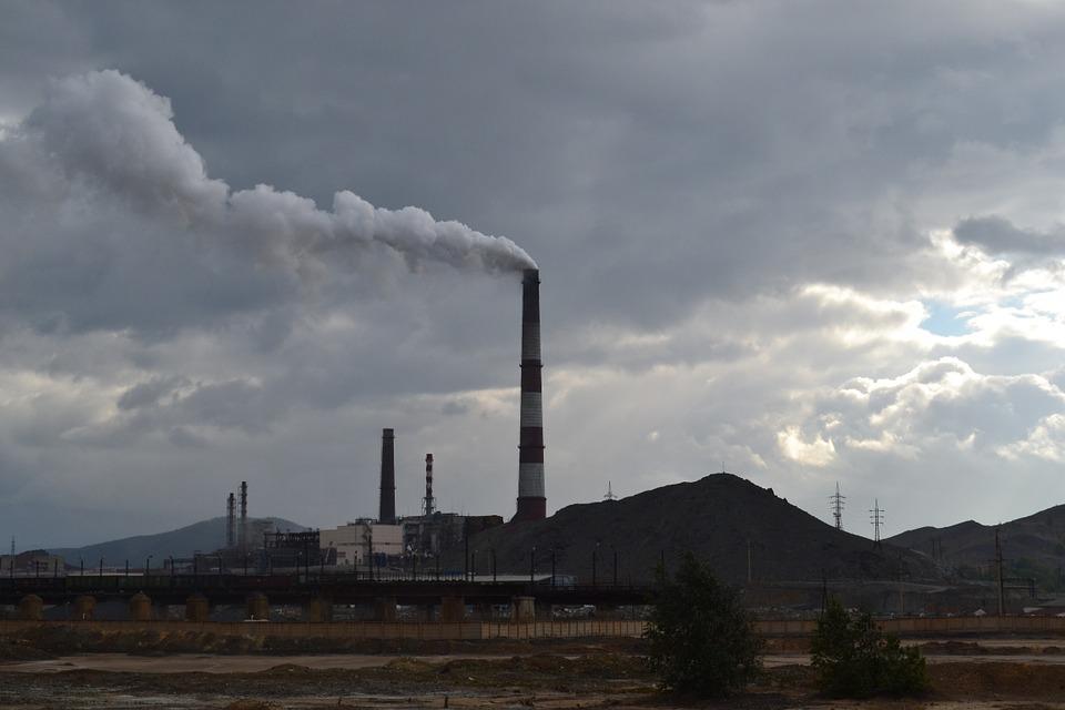 Plynné a prachové škodliviny v pracovním prostředí Brno
