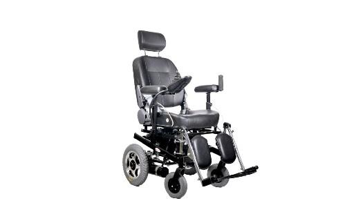 SELVO invalidní vozíky s pomocí joystiku na ovládacím panelu Brno