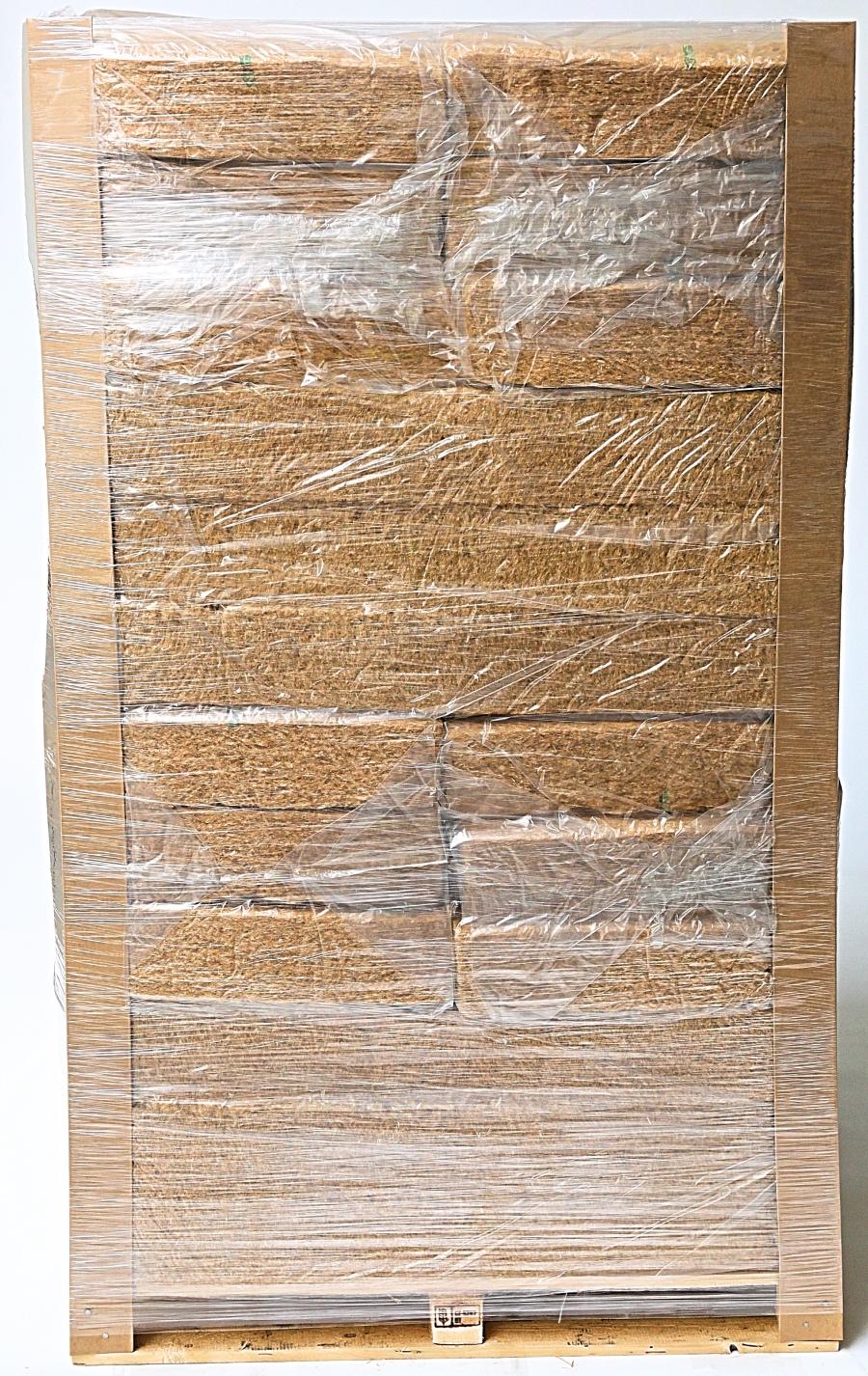 Izolace stěn, stropů a konstrukcí z přírodních vláken