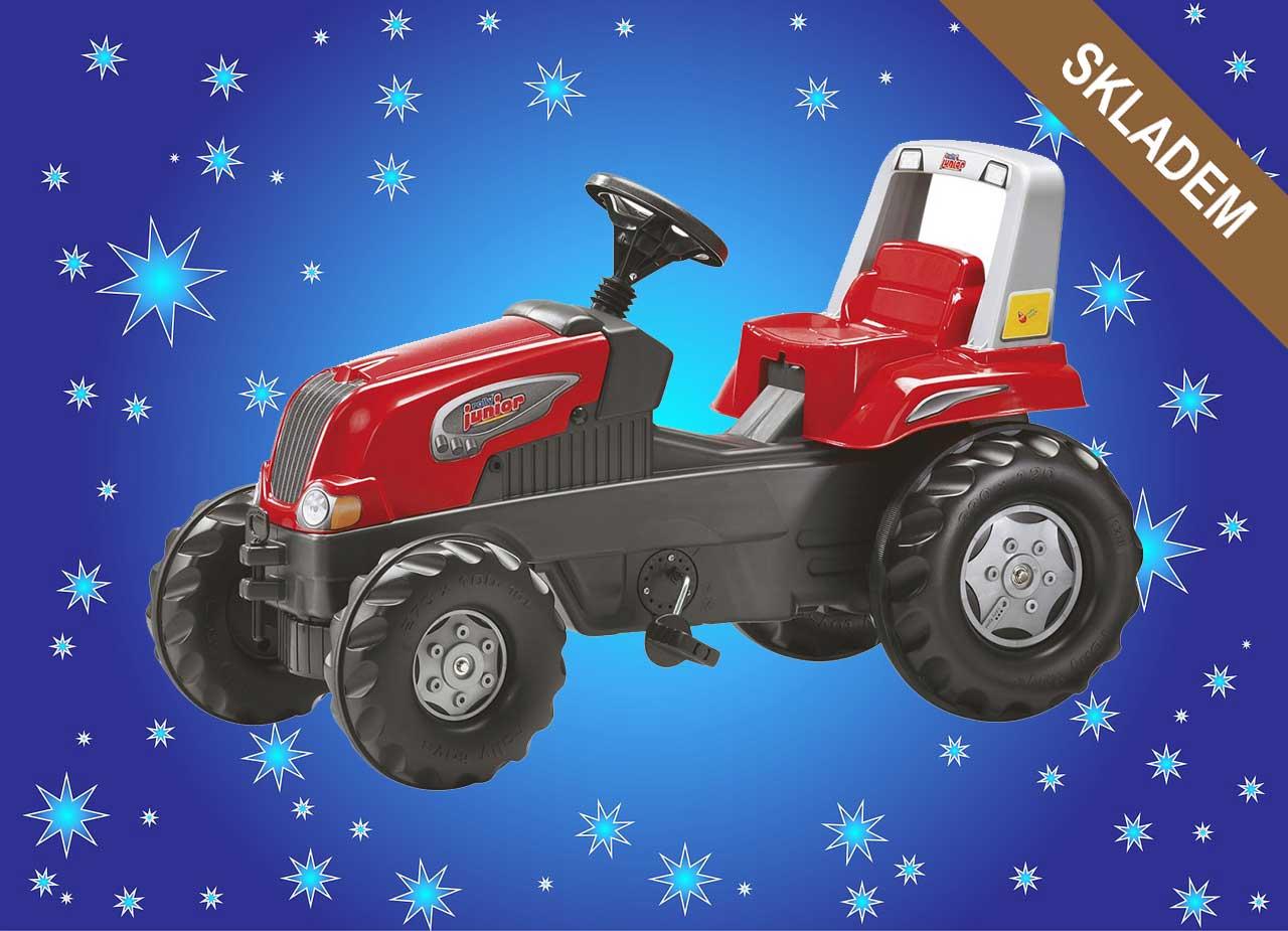 Vánoce - hračky - traktor ROLLY TOYS