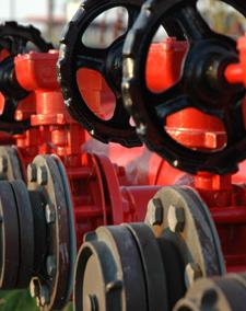 Montáž výroba potrubní rozvody plynů kohouty klapky Rychnov